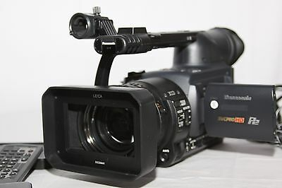 Panasonic AG-HVX200 3-CCD P2/DVCPRO HD Format Camcorder with Widescreen Aspect R