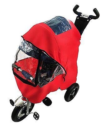 Rain Cover For Little Tiger Children Kids Trike Tricycle - T400 & Z100