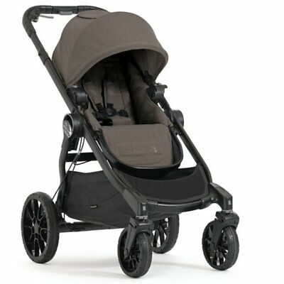 Baby Jogger City Select LUX Convertible Stroller, Taupe - 2008340
