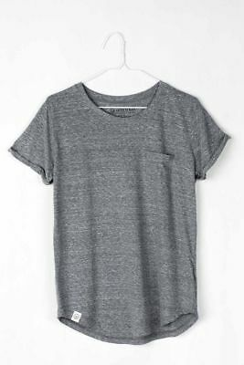 United By Blue Standard Pocket Tee Grey M