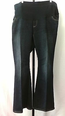 OH BABY by MOTHERHOOD Maternity Jeans/Pants Size XL Secret Fit Full Belly Panel
