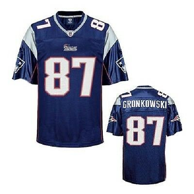 #87 Rob Gronkowski New England Patriots NFL jersey brand new with tags
