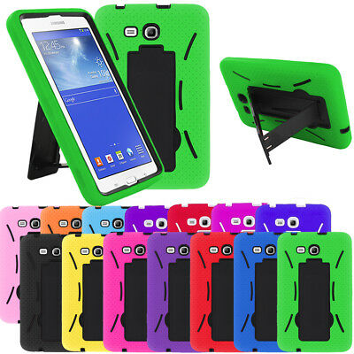 "Heavy Duty Cover Shockproof Hybrid Case For Samsung Galaxy Tab E 8 8.0 8"" T377"