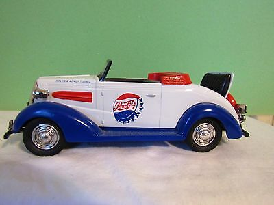 Liberty Classics, 1937 Chevy Convertible With Rumble Seat, Limited Edition