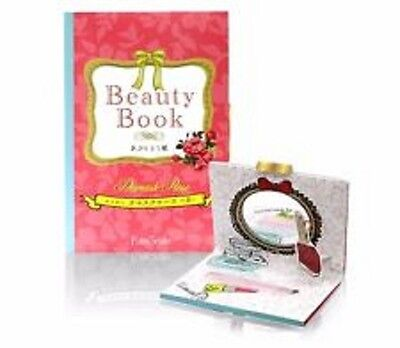 Pure Smile Beauty Book Damask Rose Oil Absorbing Blotting Facial Paper