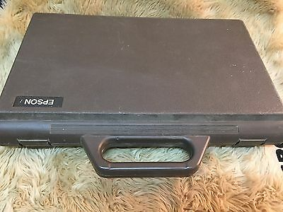 Vintage Computer EPSON HX-20 ASIS portable laptop very rare collectable working