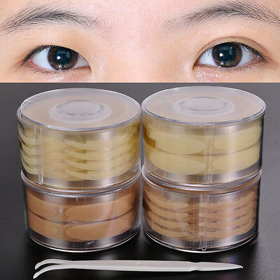 600pcs New Invisible Double-sided Eyelid Sticker Adhesive Tape Eye Lift Strips