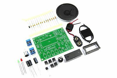 Velleman Voice Recording/Playback Module Mini Kit MK195 1760 DIY Flux Workshop