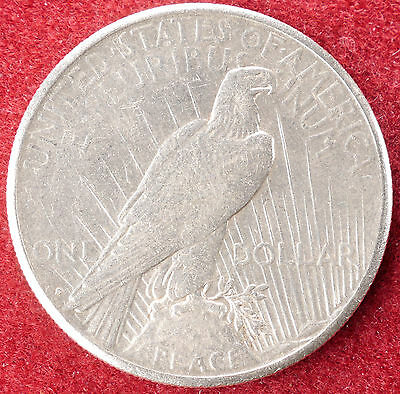 United States Peace Dollar 1922 S (D0205)