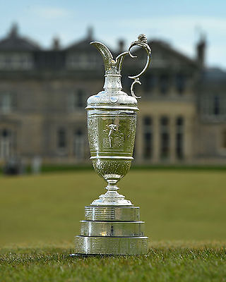 Claret Jug Trophy 02 British Open (Golf)  Photo Prints And Mugs