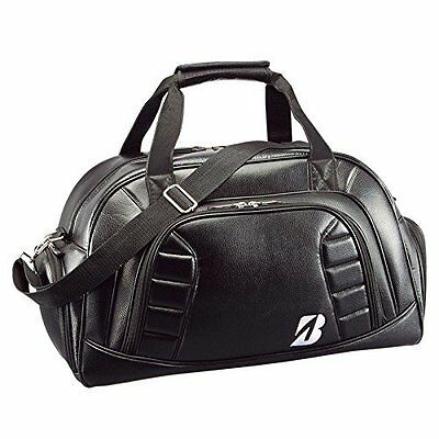 BRIDGESTONE Boston bag BBG520 BK Black L48×W24×H30cm
