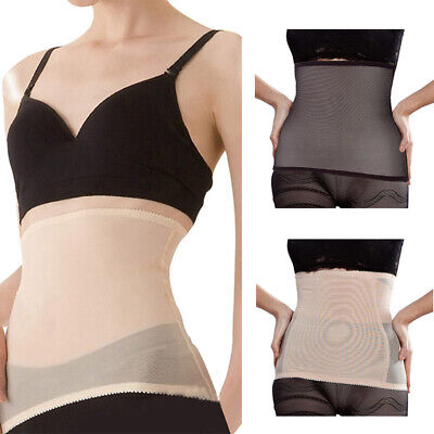 Pop Postpartum Recovery Girdle High Waist Thin Belly Band Abdomen Control Shaper