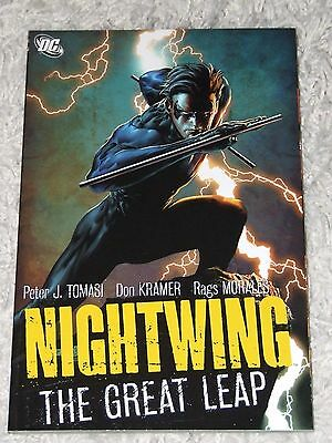 Nightwing - The Great Leap TPB (2009 DC)