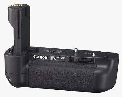 ORIGINAL CANON BG-E4 BATTERY GRIP for EOS 5D MK1-NEW IN BOX-AUSSIE STOCK