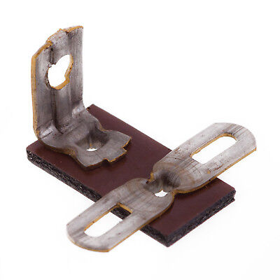 Solder Lug Bakelite Terminal Tag Strip -Style A Double tag and 1 chasis tag