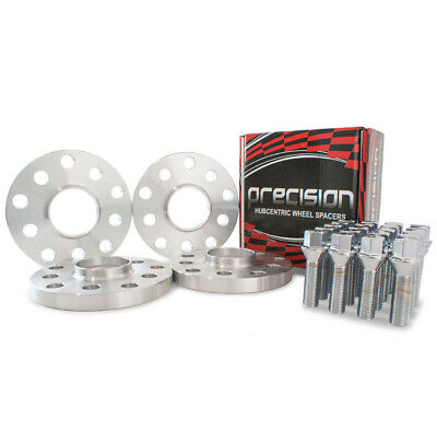 5X112 66.6MMCB  15MM Wheel Spacers Pair SEE LISTING FOR FITMENT A,B,C CLASS MERC