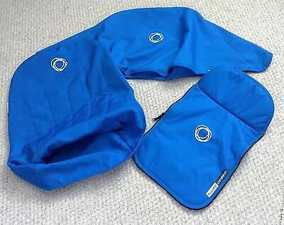 New Bugaboo Cameleon Royal Blue Tailored Fabrics. Free Post