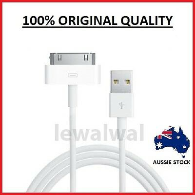NEW 3M 2M 1M Premium Quality 30 Pin USB Charger Sync Cable Apple iPhone 3G 4 S 5