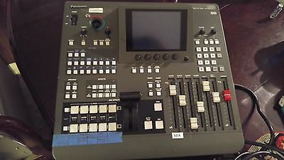 Panasonic AG-MX70 8 channel video switcher/ mixer