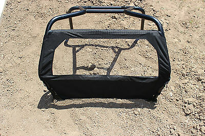 2008-2017 Polaris Rzr 800, 800S Xp900, Xp4 900 570  Utv Rear Window /  Cover