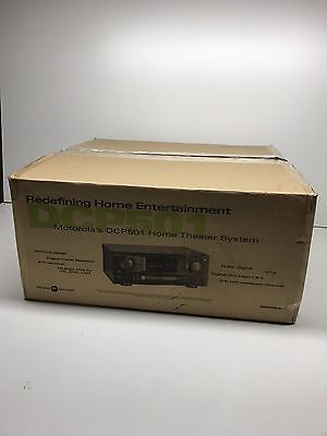 Motorola DCP501 Home Theatre System Cable A/V CD DVD VCR NEW