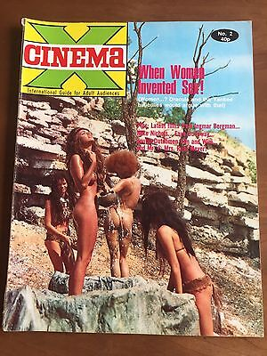 Cinema X   Vol. 4 No. 2  (International Guide for Adult Audiences)