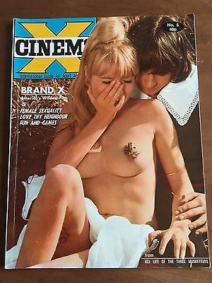 Cinema X  Vol. 3 No. 5  (International Guide for Adult Audiences)