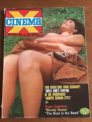Cinema X  Vol. 2 No. 12  (International Guide for Adult Audiences)