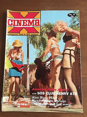 Cinema X   Vol. 3 No. 10  (International Guide for Adult Audiences)
