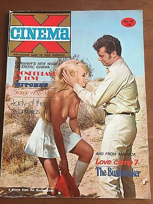 Cinema X  Vol. 2 No. 10  (International Guide for Adult Audiences)