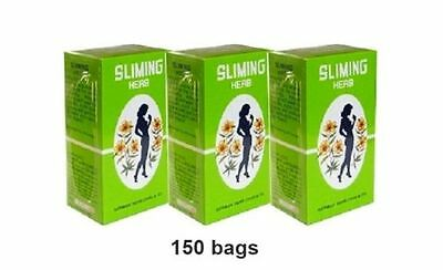150 BAGS German Herb Tea - Natural Slimming & Weight Loss