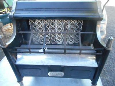 Coleman Radiant Heater No. 4 Pat Date Of 1916 Complete Rare