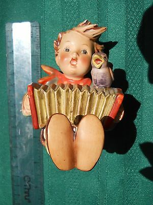 "Original Hummel Figurine By Goebel -""let It Sing""-  West Germany"