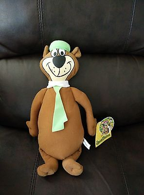 New! NWT! Hanna-Barbera Yogi Bear Plush