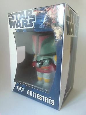 "Original Boba Fett Antistress Figurine (SD Toys, Star Wars) 5.1"" - 13cm - New"
