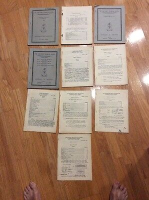 1930's US Army Air Corps Technical School Manuals Aircraft Electricity Magneto