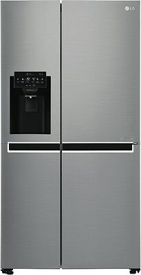 NEW LG GS-L668PNL 668L Side By Side Refrigerator