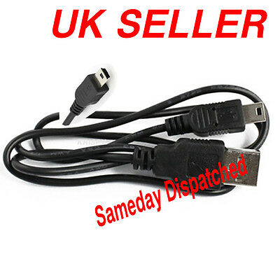 Brand New Mini USB Charging Cable for PSP PlayStation 3 PS3 Controller Charger