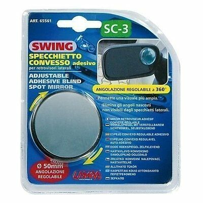 convex mirror swing