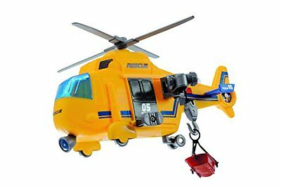 "Dickie Toys 203302003 ""Action Series"" Rescue Copter (18 cm)"