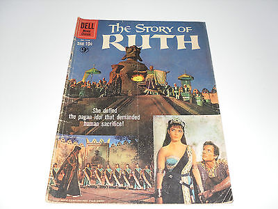 Story Of Ruth (Four Color 1144)  : G