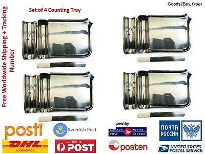 Repacking Tool Counting Tray Stainless Steel Spatula Wholesale Rx Hand