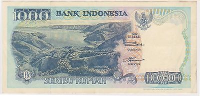 (N3-134) 1992 Indonesia 1000 Rupiah bank note (AT)