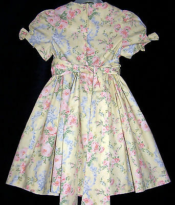 Laura Ashley Vintage Spring 94, Mother & Child Label, Occasion Dress, 3 Years
