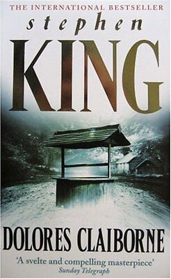 Dolores Claiborne By  Stephen King. 9780450588860