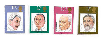 GREAT BRITAIN 1980  MNH  British Music Conductors
