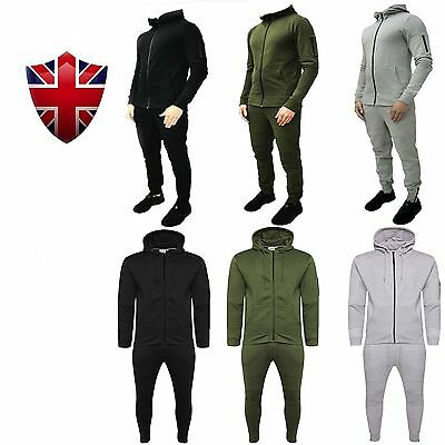 Boys Junior CORDUROY TOP Bottom Joggers FIT Ribbed Panel Hoodie Tracksuit Set UK