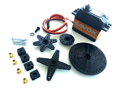 Savöx Servo SV-1270TG HV High Voltage Digital 35kg Car Heli Flug Savox
