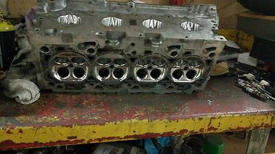 ST170 Cylinder Head Port and polish