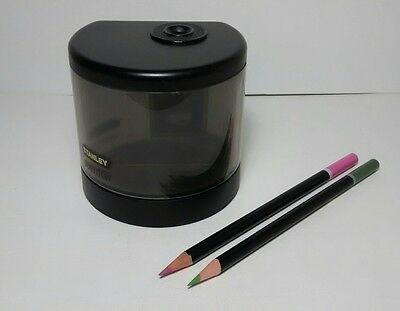Stanley Battery Operated Pencil Sharpener Working Great